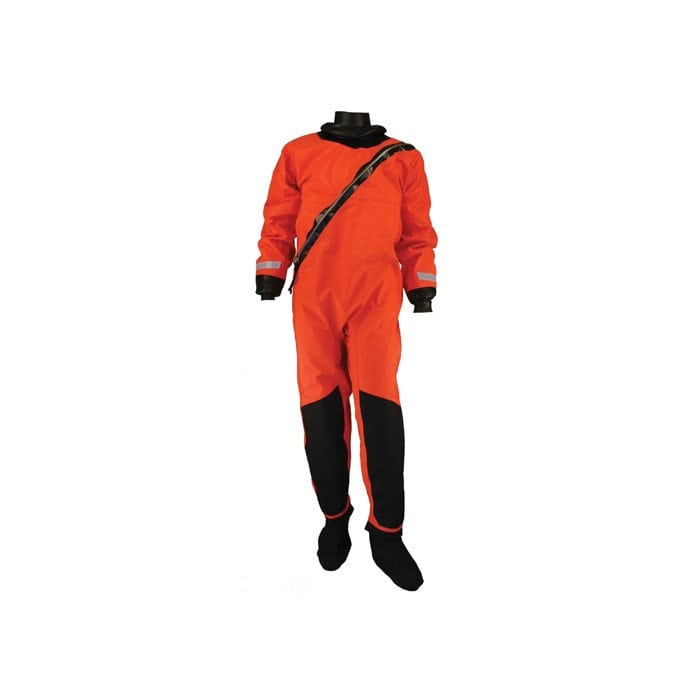 O.S. SYSTEMS, Breathable Economy Rescue Drysuit