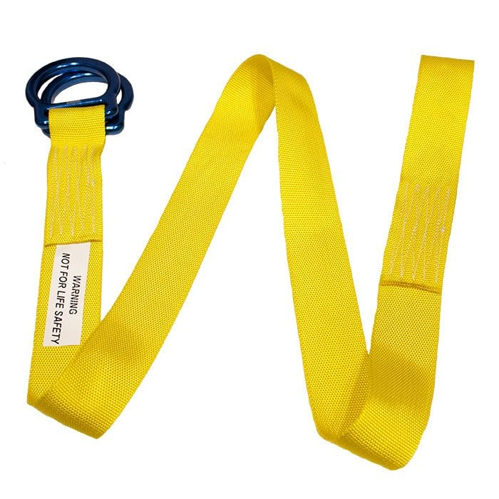 Double D Ring Tie Down Straps